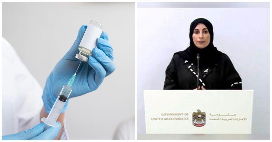 UAE Top Official: Residents May Need to Take COVID-19 Vaccine Every Year