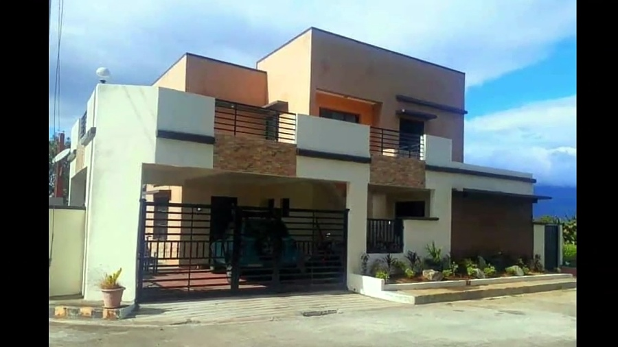 Husband and Wife in UAE Build 4-BR Dream House in Philippines