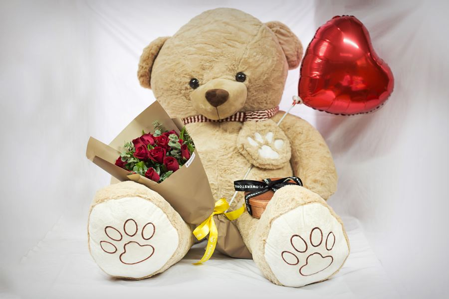 giant teddy bear delivery philippines