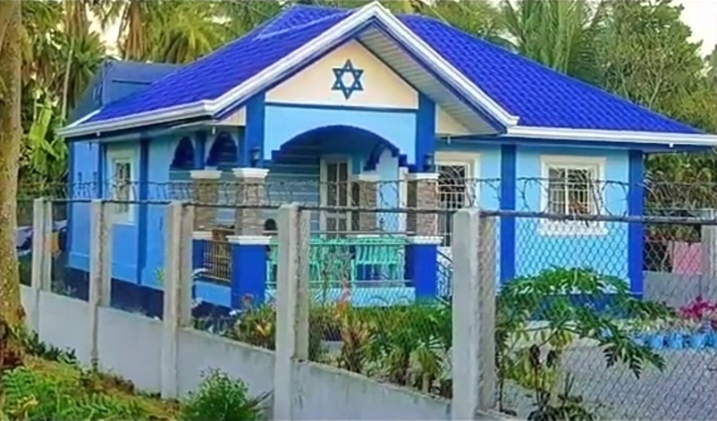 Filipino Male Caregiver in Israel Builds Dream Home in Philippines