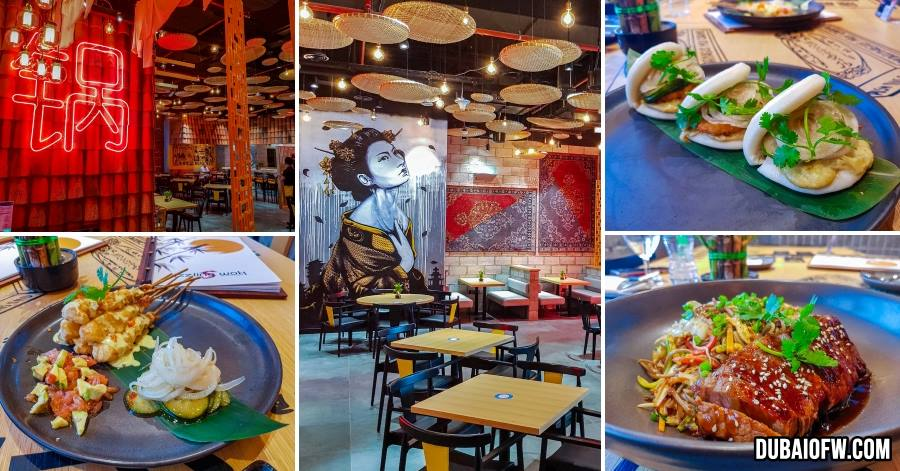 sizzling wok restaurant review business bay