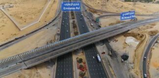 Now, Travel from Dubai to Sharjah in 9 Minutes via New Traffic Link