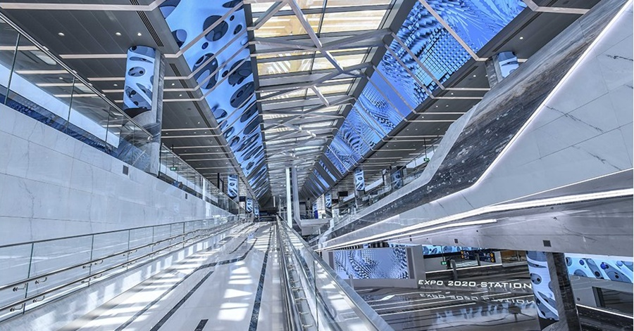 Dubai Metro to Open 2 New Stations, Introduce New Green Line Timings on June 1