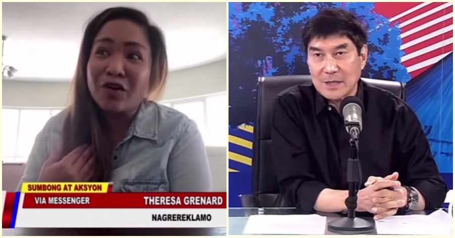 Dubai OFW Asks Tulfo For Help After Alma Moreno Allegedly Fled From Leased Condo Unit Without Settling Dues