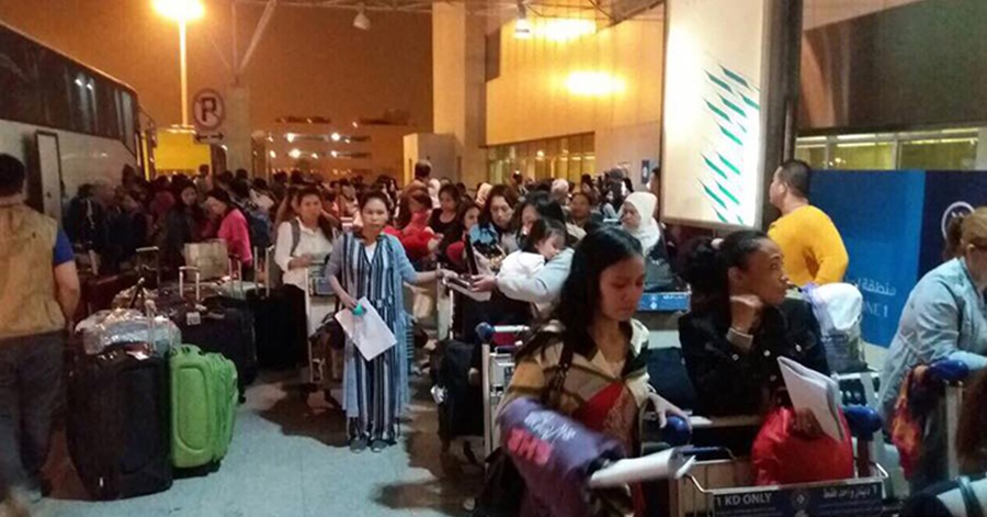 PH to Offer More Repatriation Flights from the UAE