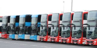 AI Service in Dubai Helps Residents Reduce Bus Waiting Time, Emissions
