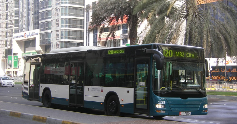 Guide to Getting Around Abu Dhabi Using Public Buses