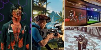 arena games in difc virtual reality game