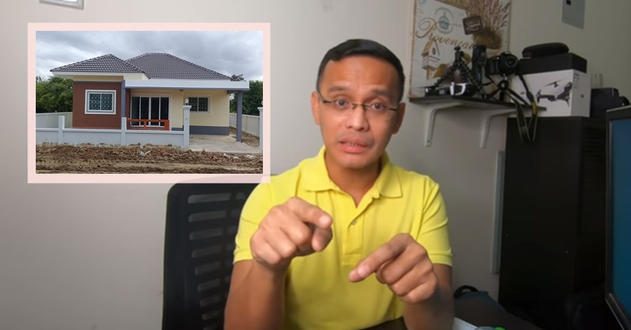 WATCH: OFW Engineer Shares Costs on Building a House