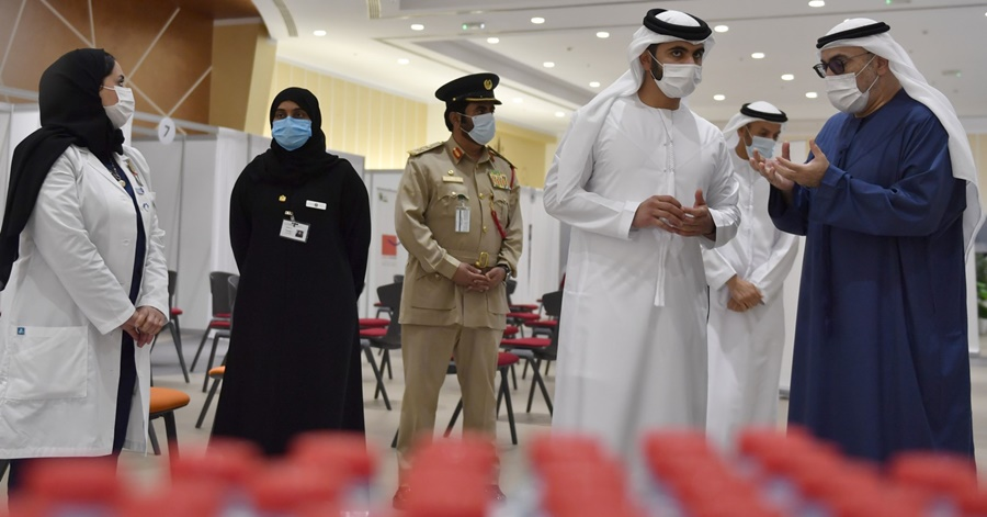 UAE Announces New COVID-19 Rules for Visitors to Government Offices, Ministries