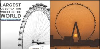 Soon to Open: World's Tallest Observation Wheel in Al Ain to Welcome Guests Starting October 21