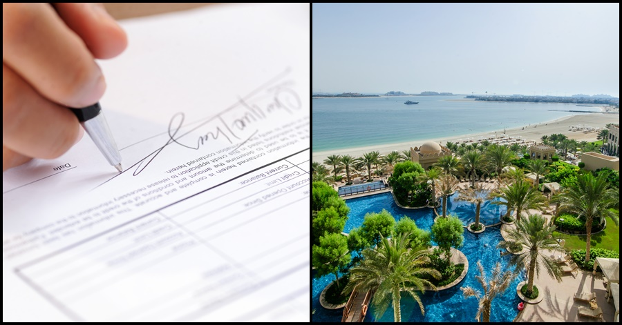 Dubai Expat Accused of Forging Wife's Signature to Take Hold of Shared Palm Jumeirah Property